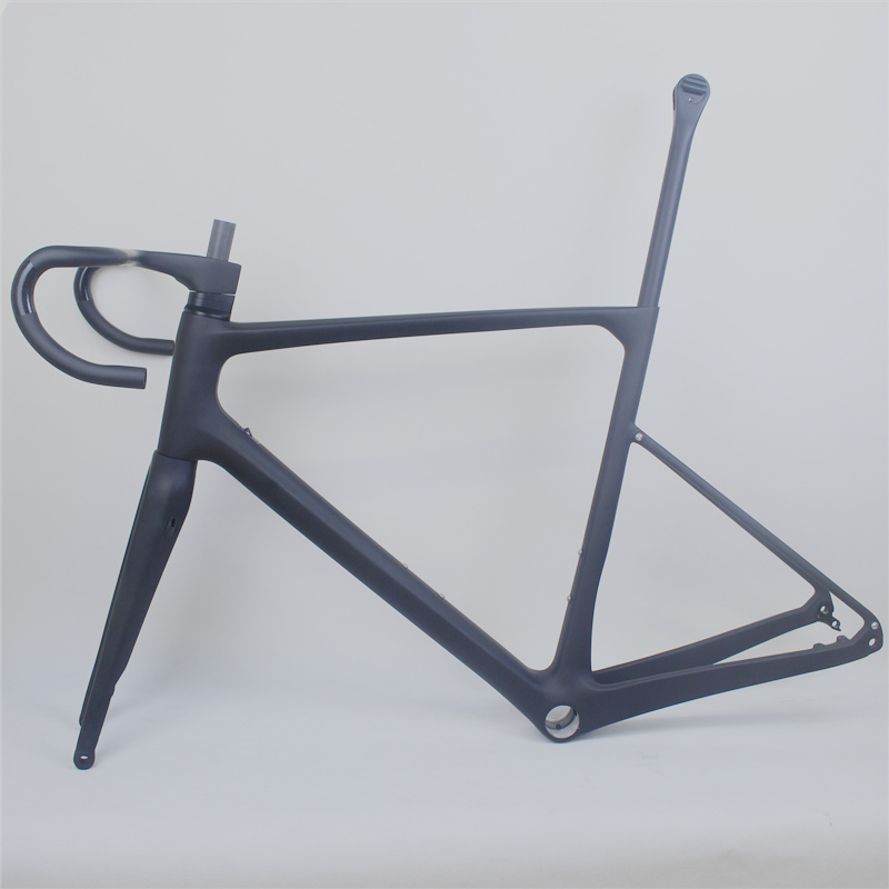 GR039 T1000 SL Carbon Gravel Frameset with Hidden Cable Routing