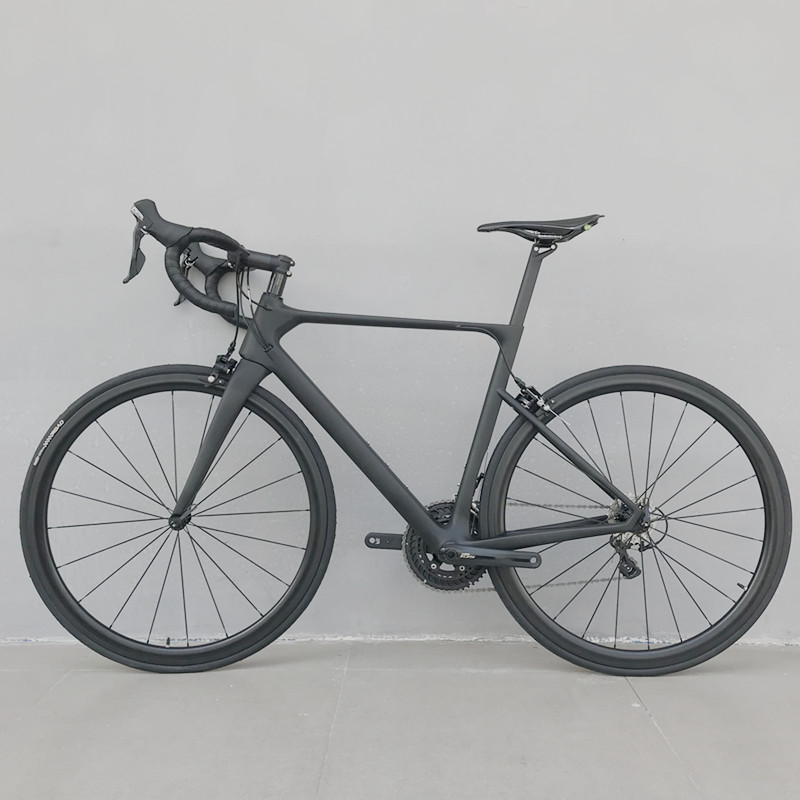 FM109 SL Road Racing Frame 780g Complete Bike